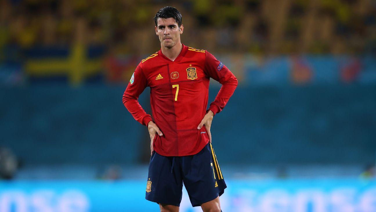 Spain needs goals. Can Alvaro Morata finally supply them to keep team's Euro 2020 hopes on track?