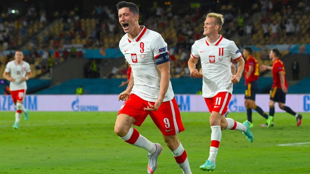 Spain vs. Poland - Football Match Report - June 19, 2021 - ESPN