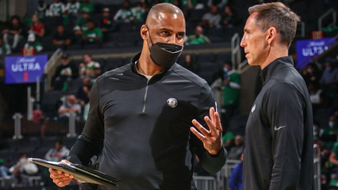 Boston Celtics first-year coach Ime Udoka has breakthrough case of COVID-19