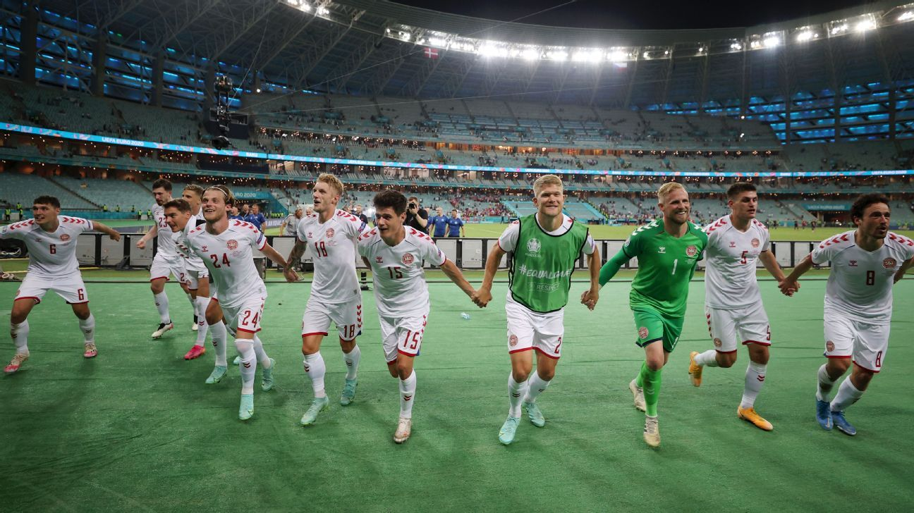 Euro 2020 talking points: Best semifinal team? Has multi-venue format worked? Are Belgium done?