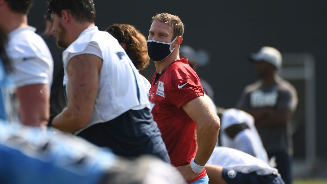 Titans' Ryan Tannehill: NFL 'trying to force our hands' on COVID-19 vaccines