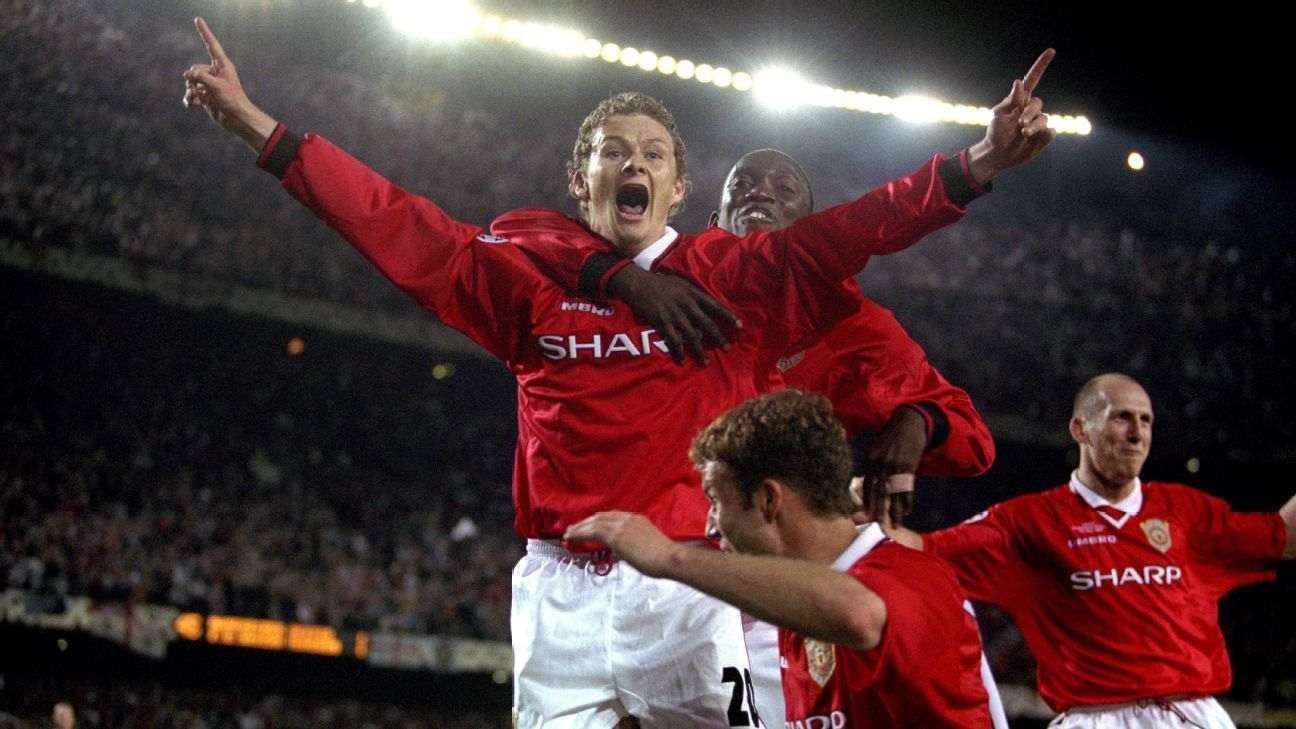25 things to know about Solskjaer on 25th anniversary of joining Man Utd