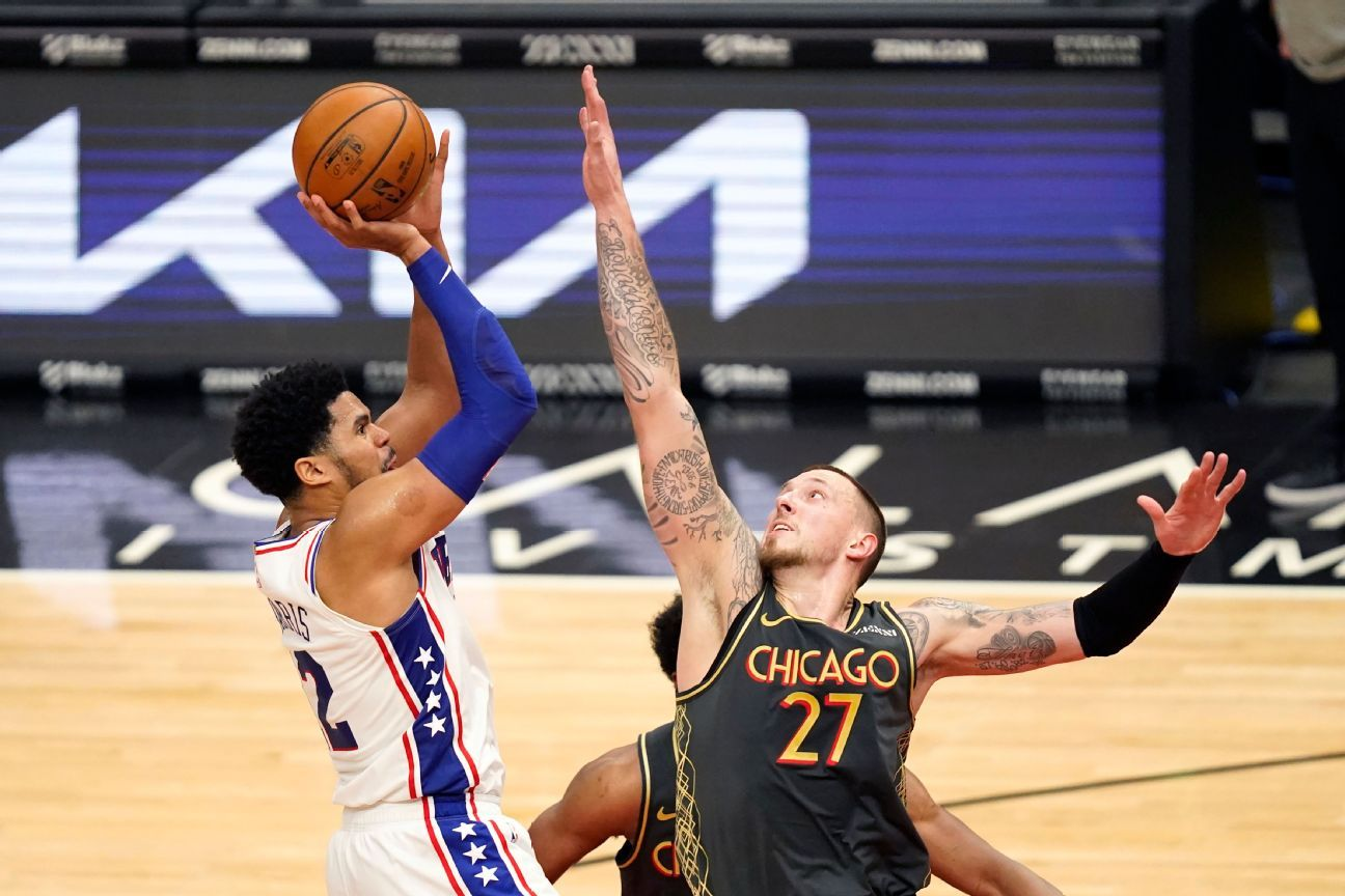 Houston Rockets agree to 4-year, $36 million deal with Daniel Theis