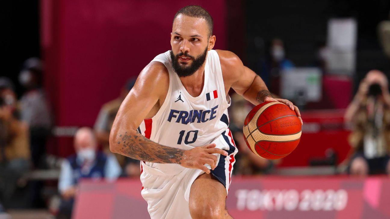 Free agency, Olympics collide for Fournier, Batum