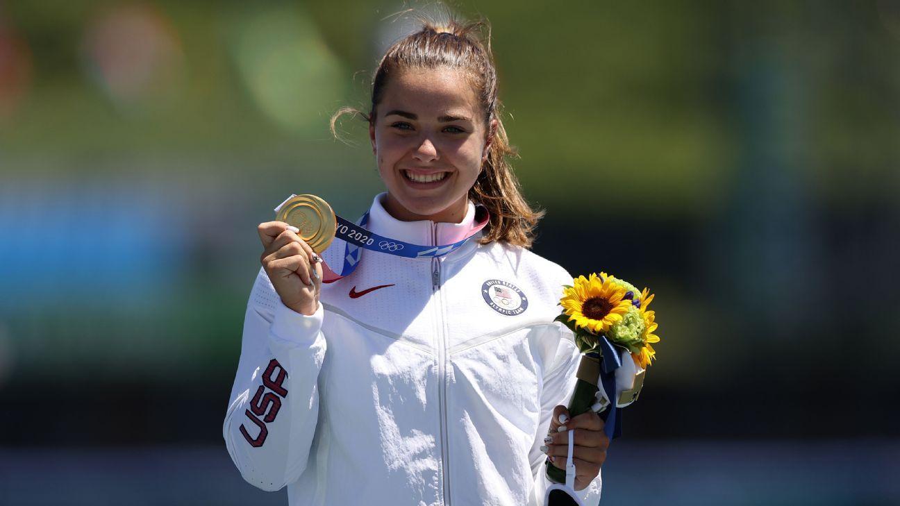 Harrison wins first Olympic women's canoe 200
