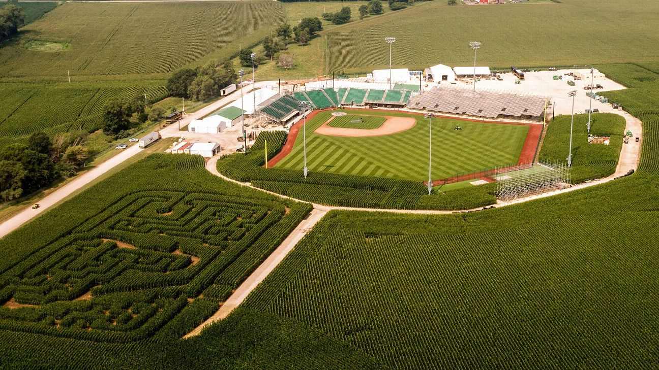 Frank Thomas heads group that buys Field of Dreams site