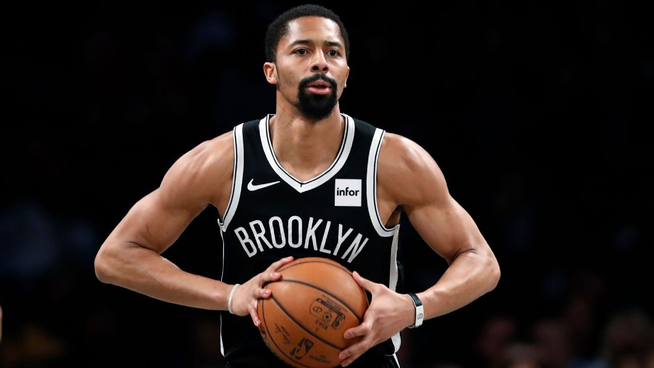 Spencer Dinwiddie ready to be his own player as Washington Wizards' new point guard