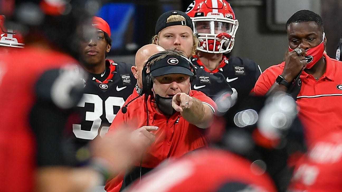 Can Georgia football end 40 years of frustration with a national title?
