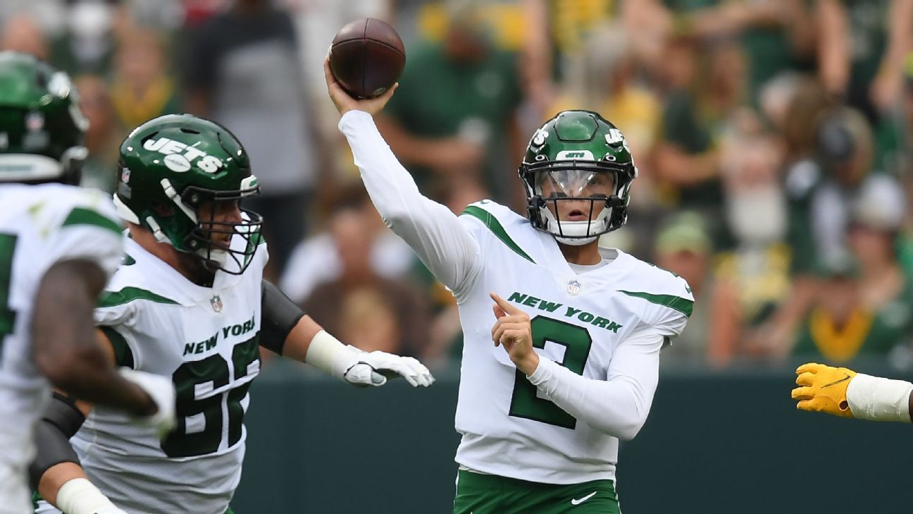 Zach Wilson, Sam Darnold insist New York Jets-Carolina Panthers opener not about outdueling each other