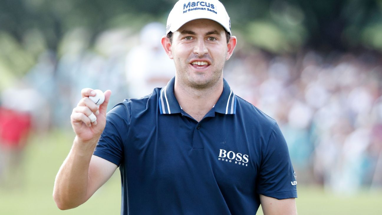 Patrick Cantlay posts 'a huge win' capturing FedEx Cup in dramatic fashion at the Tour Championship – ESPN