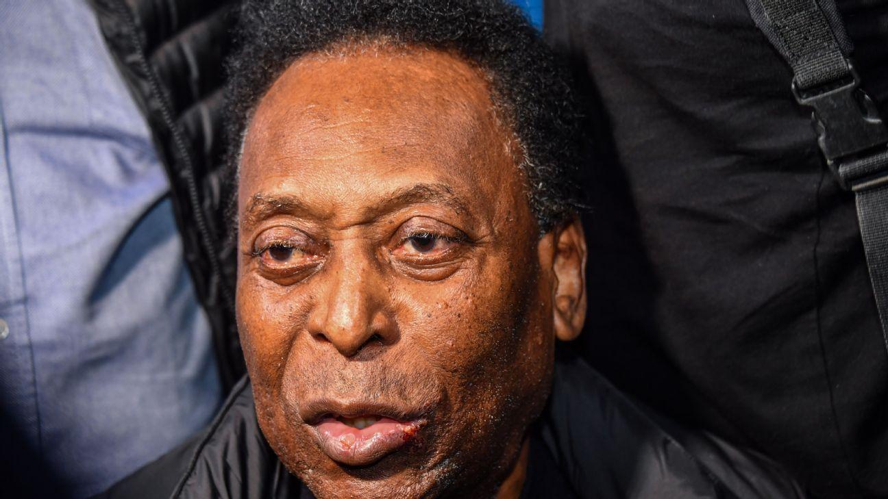 Pelé recibe el alta médica tras pasar un mes hospitalizado