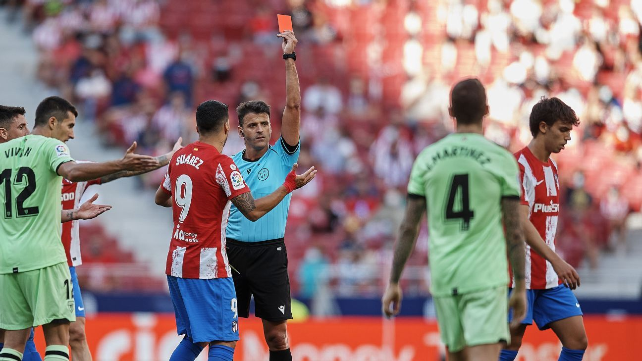 Atletico Madrid vs. Athletic Bilbao - Football Match Report - September 18, 2021 - ESPN