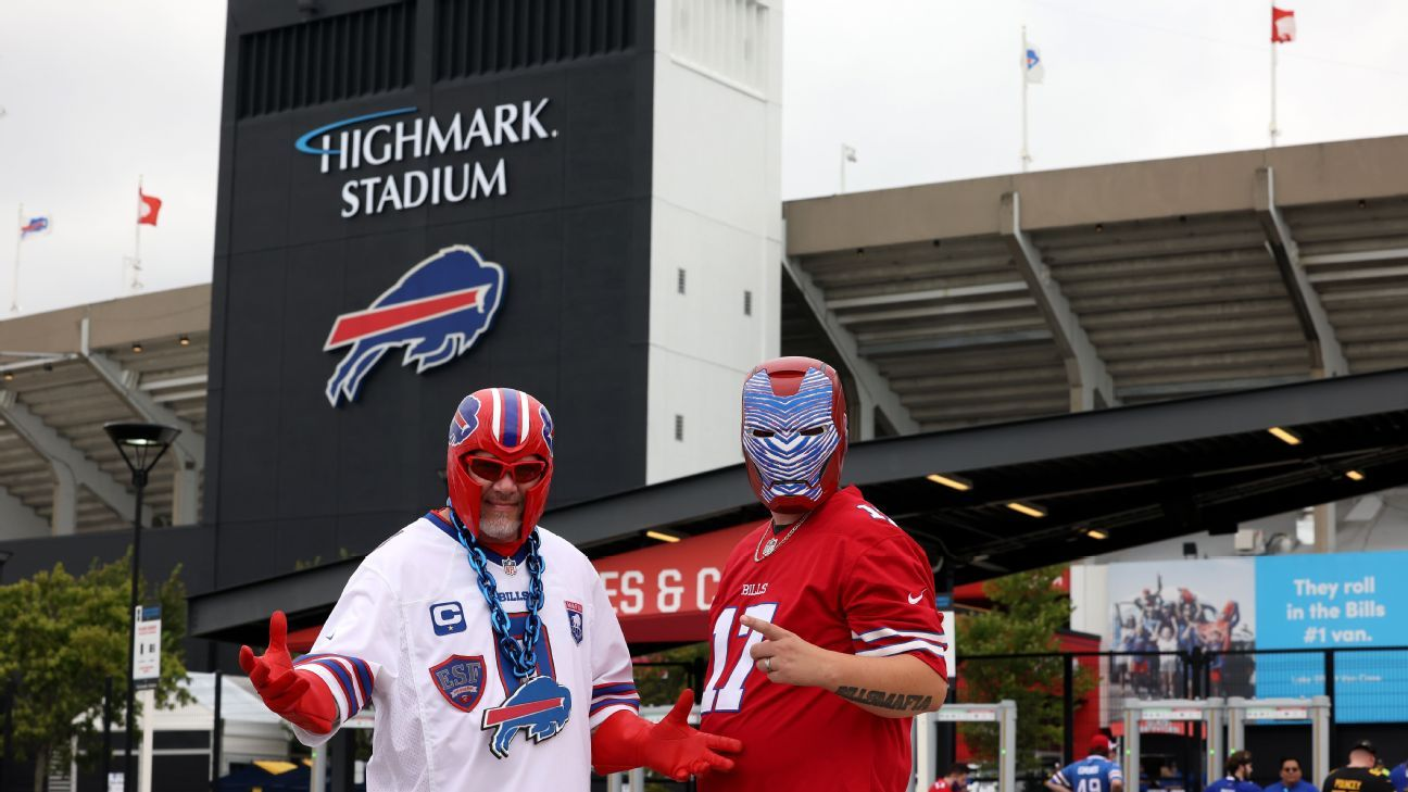 Buffalo Bills fans could end up in Amazon commercial