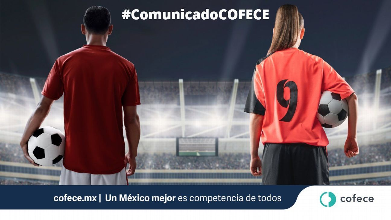 COFECE sanciona a 17 clubes de la Liga MX, y la FMF por coludirse en el mercado de fichaje de futbolistas