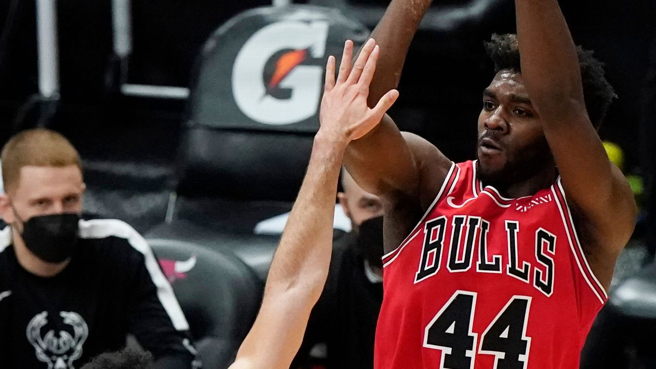 Chicago Bulls forward Patrick Williams could miss start of season with ankle injury