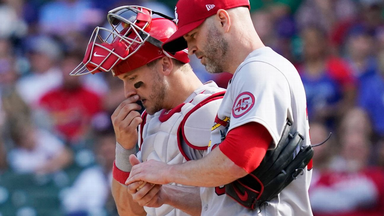 St. Louis Cardinals match team record with 14th straight win