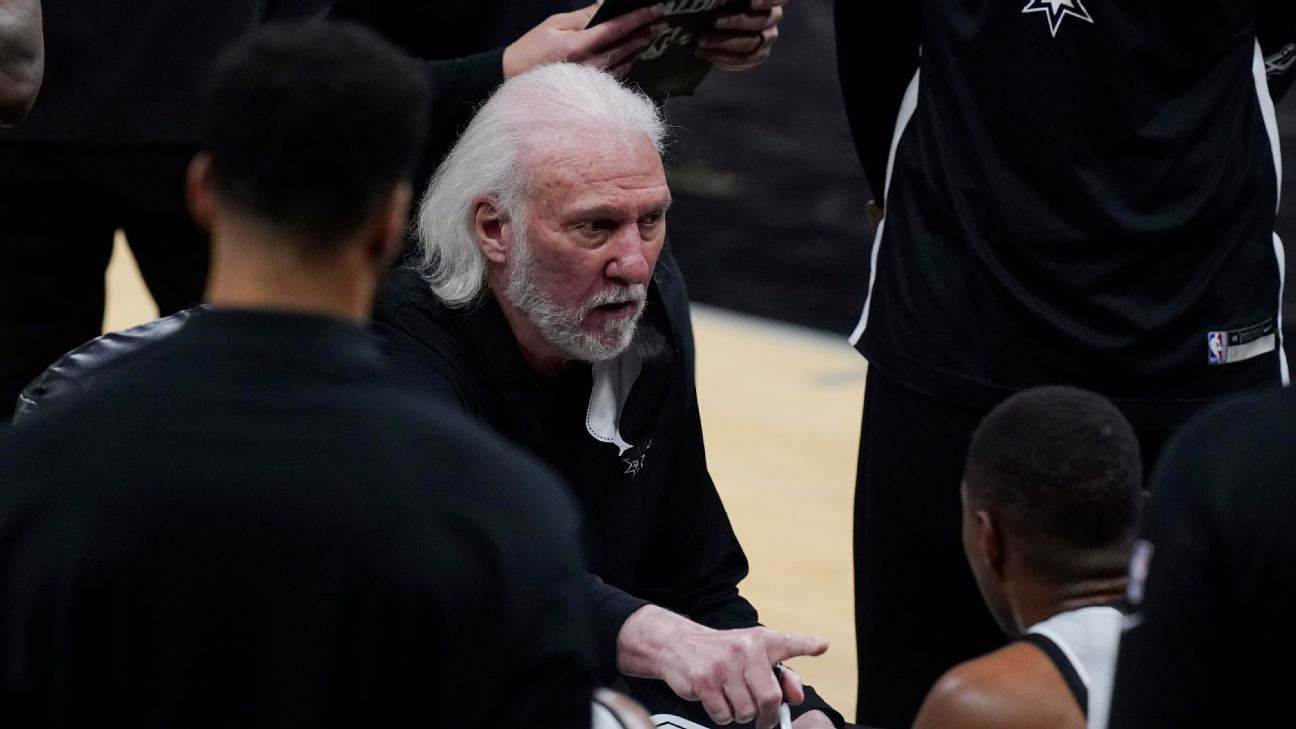 Lowe: Where Gregg Popovich and the San Antonio Spurs go from here