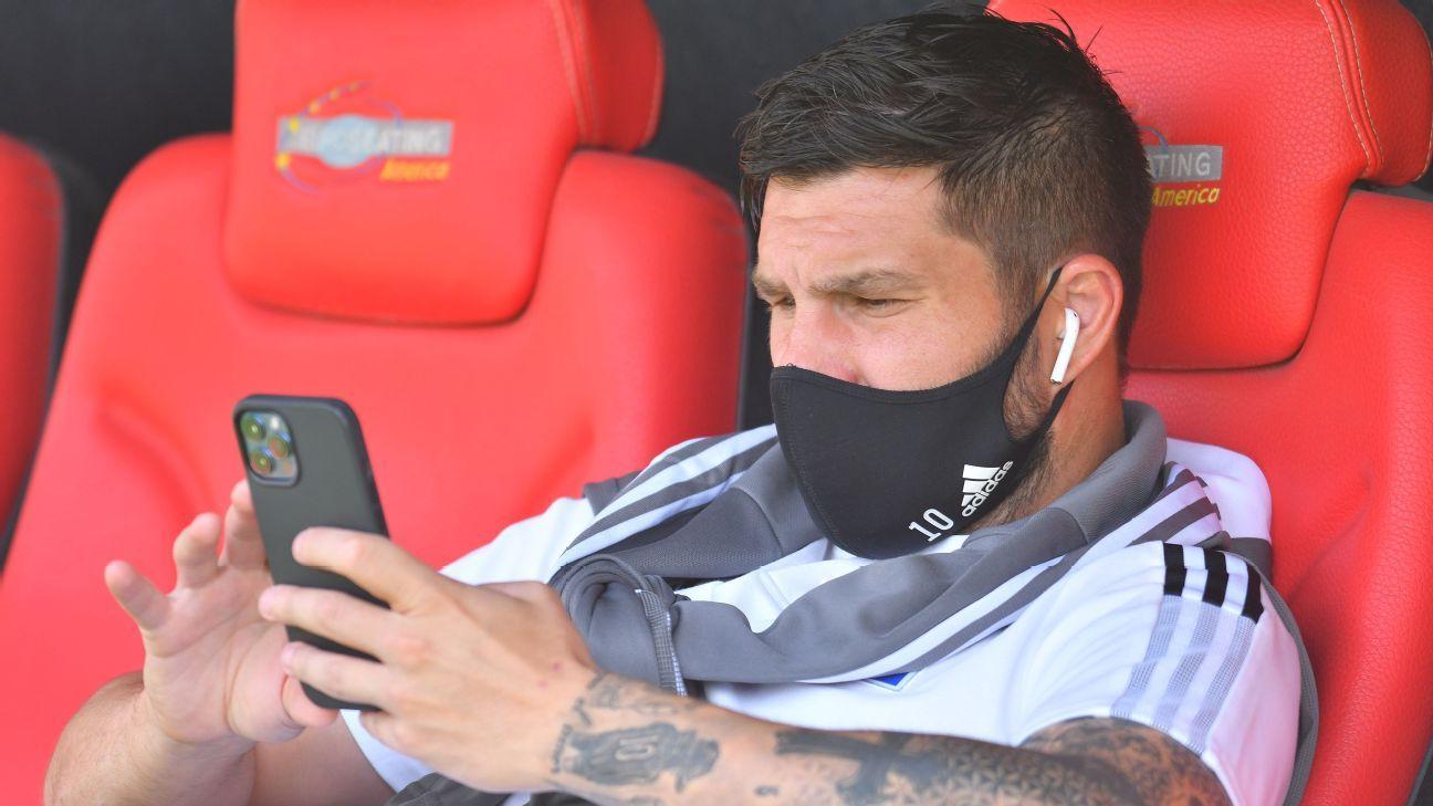 'Piojo' Herrera manda a Gignac al banquillo de suplentes para duelo ante Atlético de San Luis