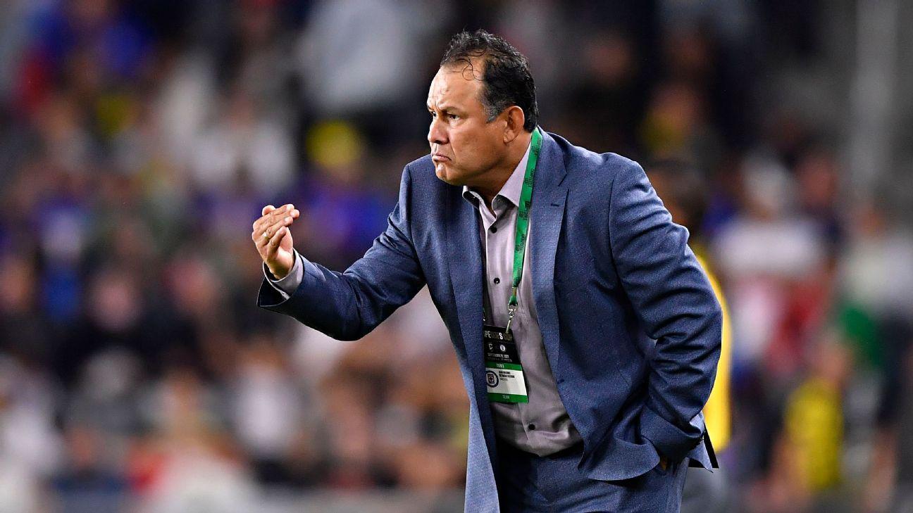 Juan Reynoso: 'Si volvemos a jugar el juego, no dudo cuál sería el resultado'