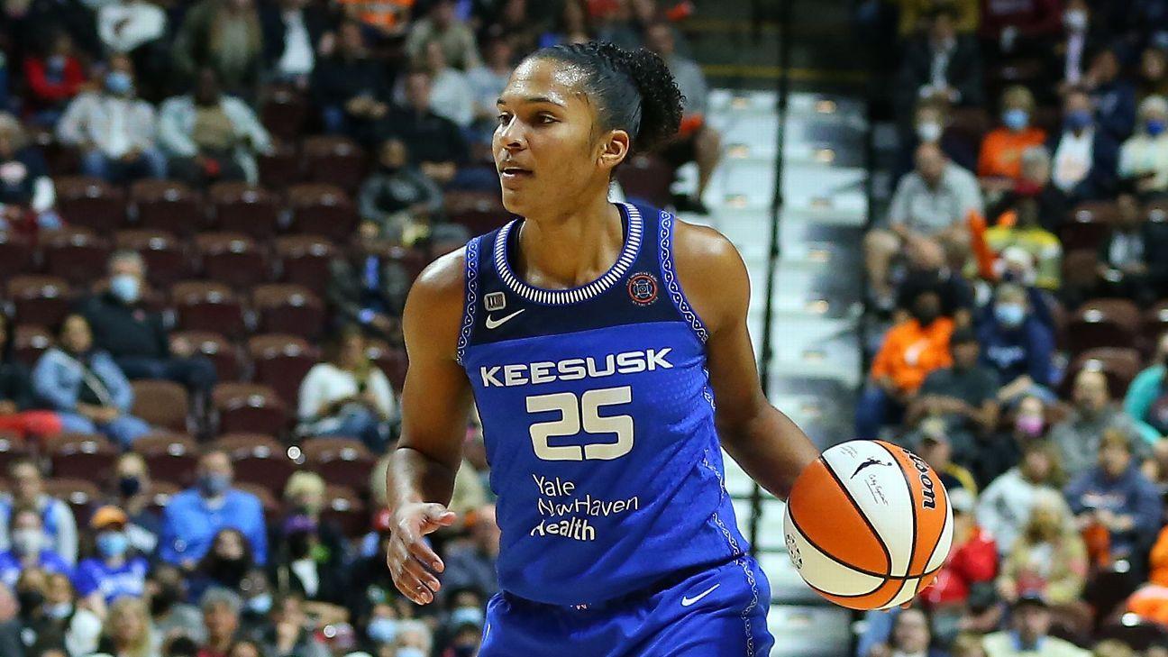 2021 WNBA playoffs - Alyssa Thomas saves the Connecticut Sun's season