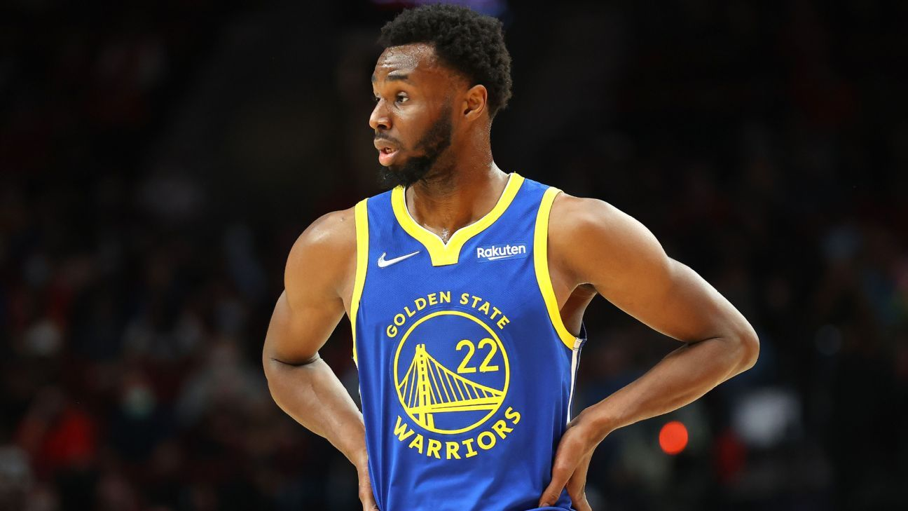Warriors' Andrew Wiggins explains decision to get COVID-19 vaccine