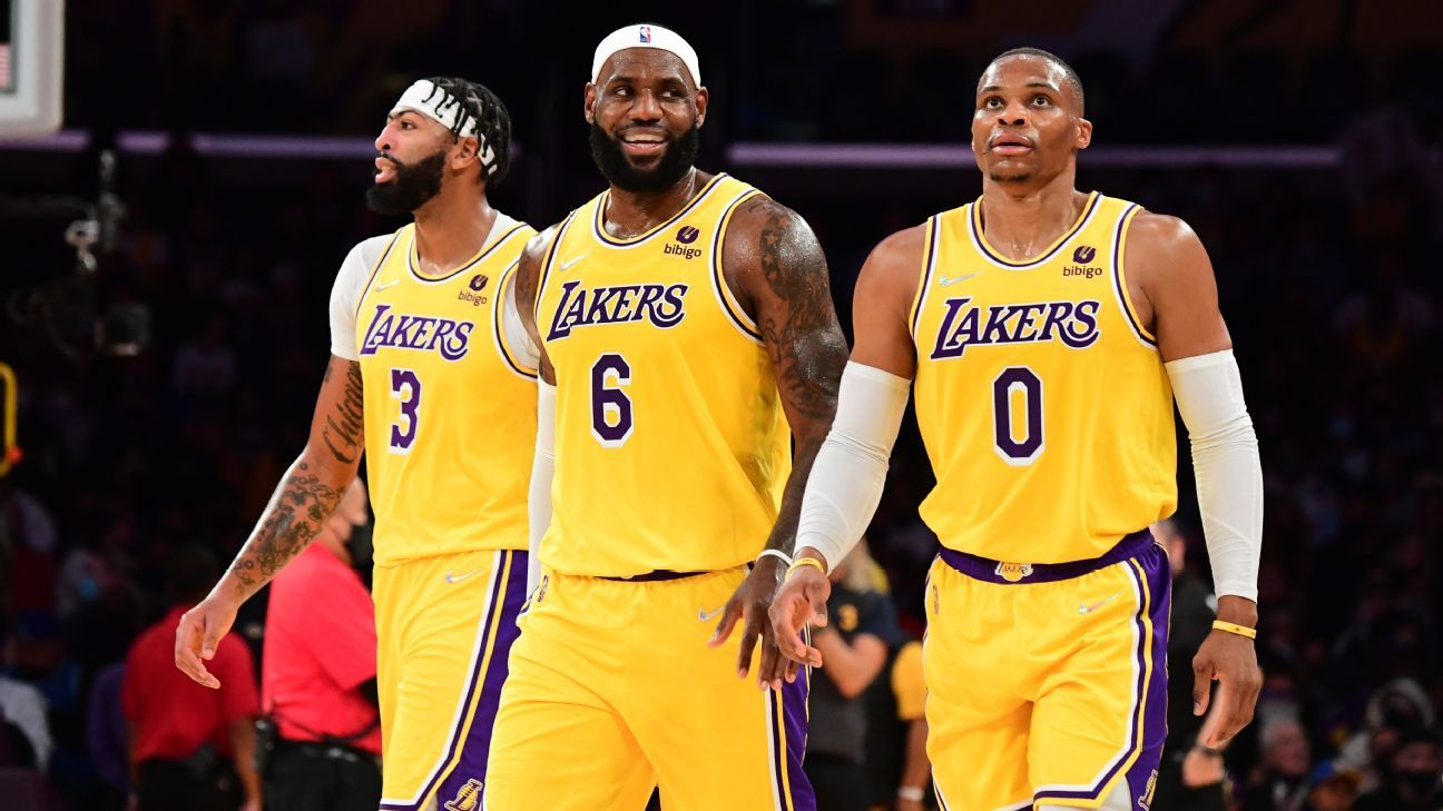 Will the new-look Los Angeles Lakers end up being worthy of the hype? - ESPN