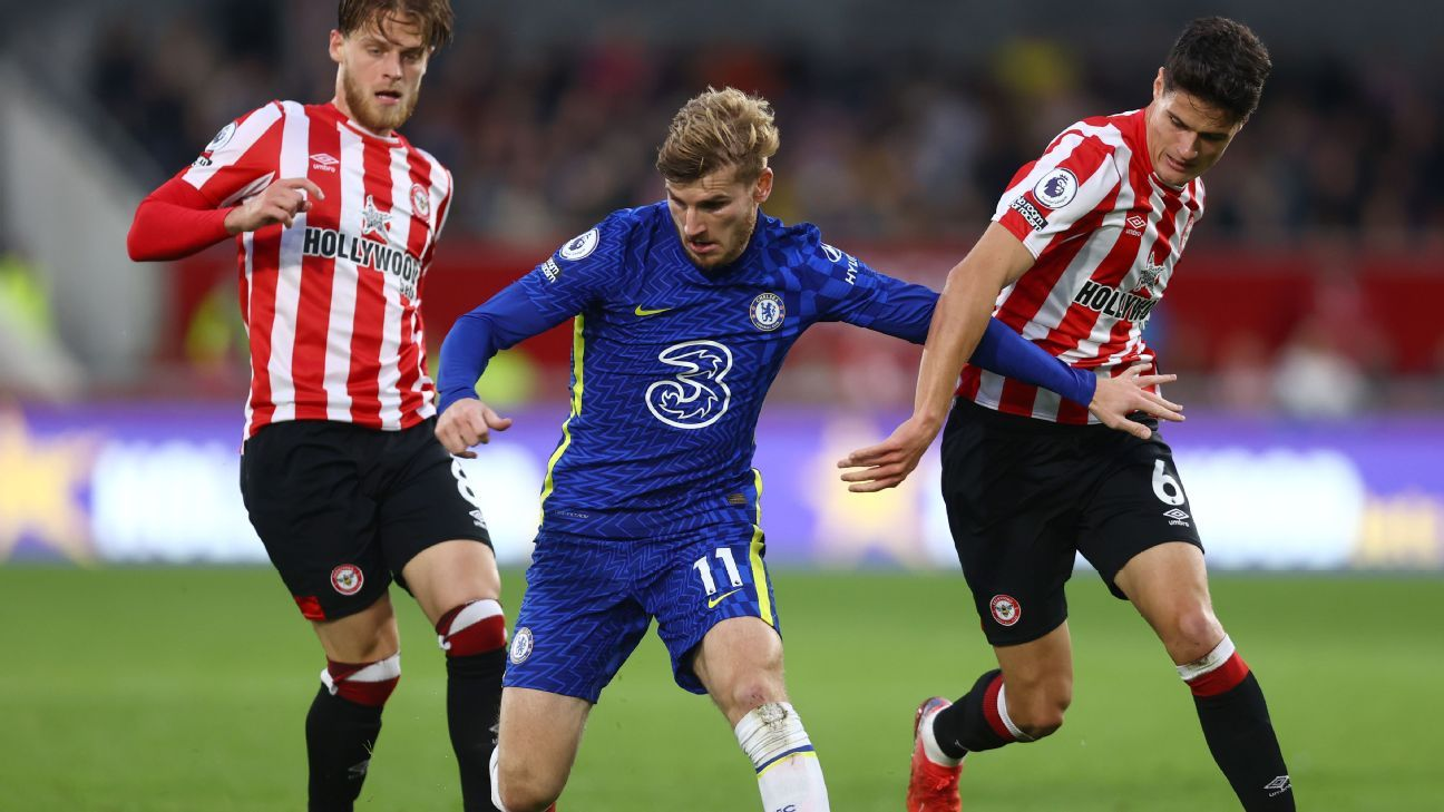 Brentford vs. Chelsea - Reporte del Partido - 16 octubre, 2021 - ESPN
