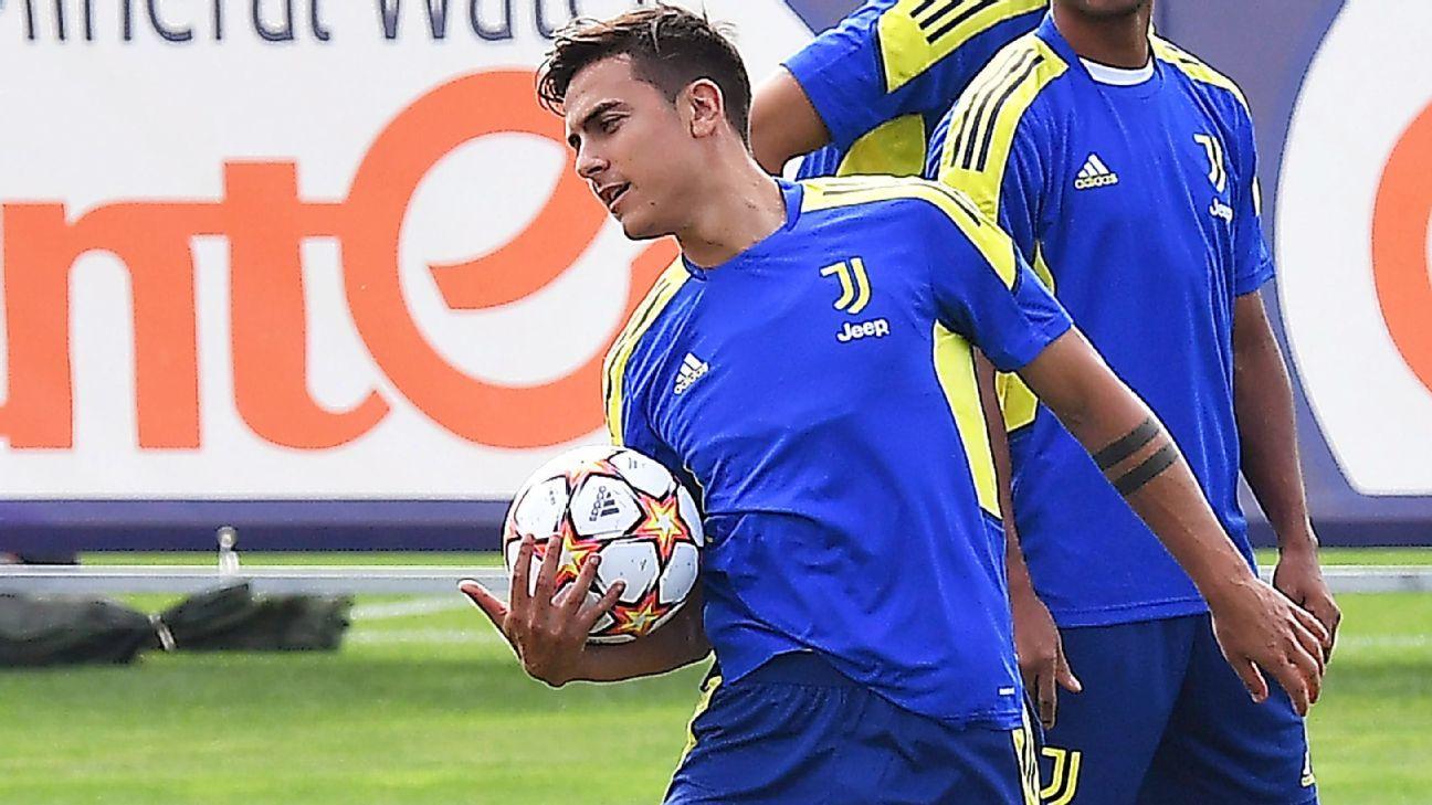 Paulo Dybala recién volvería a entrenarse con Juventus en 7 o 10 días