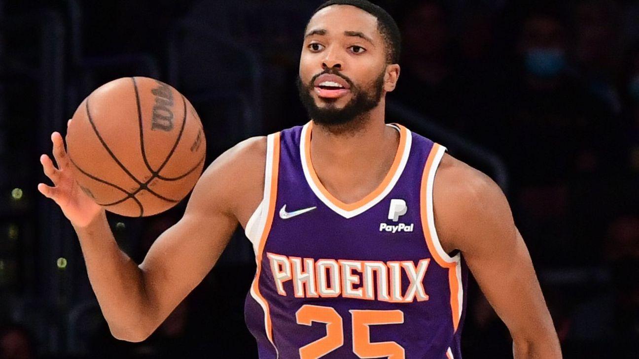 Agents: Suns' Bridges nets 4-year, $90M extension