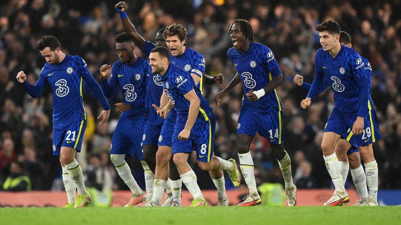 Chelsea vs. Southampton - Reporte del Partido - 26 octubre, 2021 - ESPN