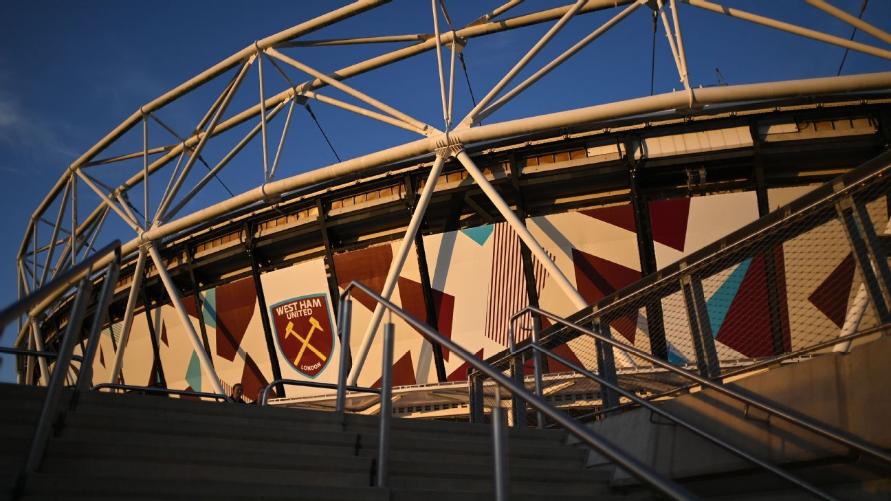 West Ham to overtake Arsenal capacity as London Stadium increase plans accepted - ESPN
