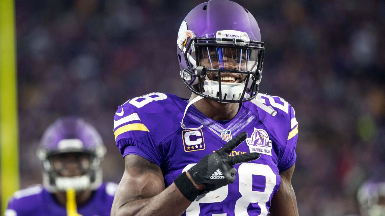 Adrian Peterson signs deal with New Orleans Saints