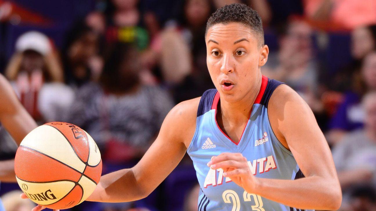 Người chơi WNBA mặc áo phông phản đối chủ sở hữu giấc mơ