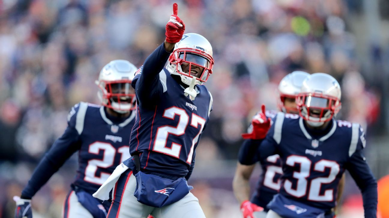 Source – New England Patriots CB JC Jackson signs a tender after an outstanding season