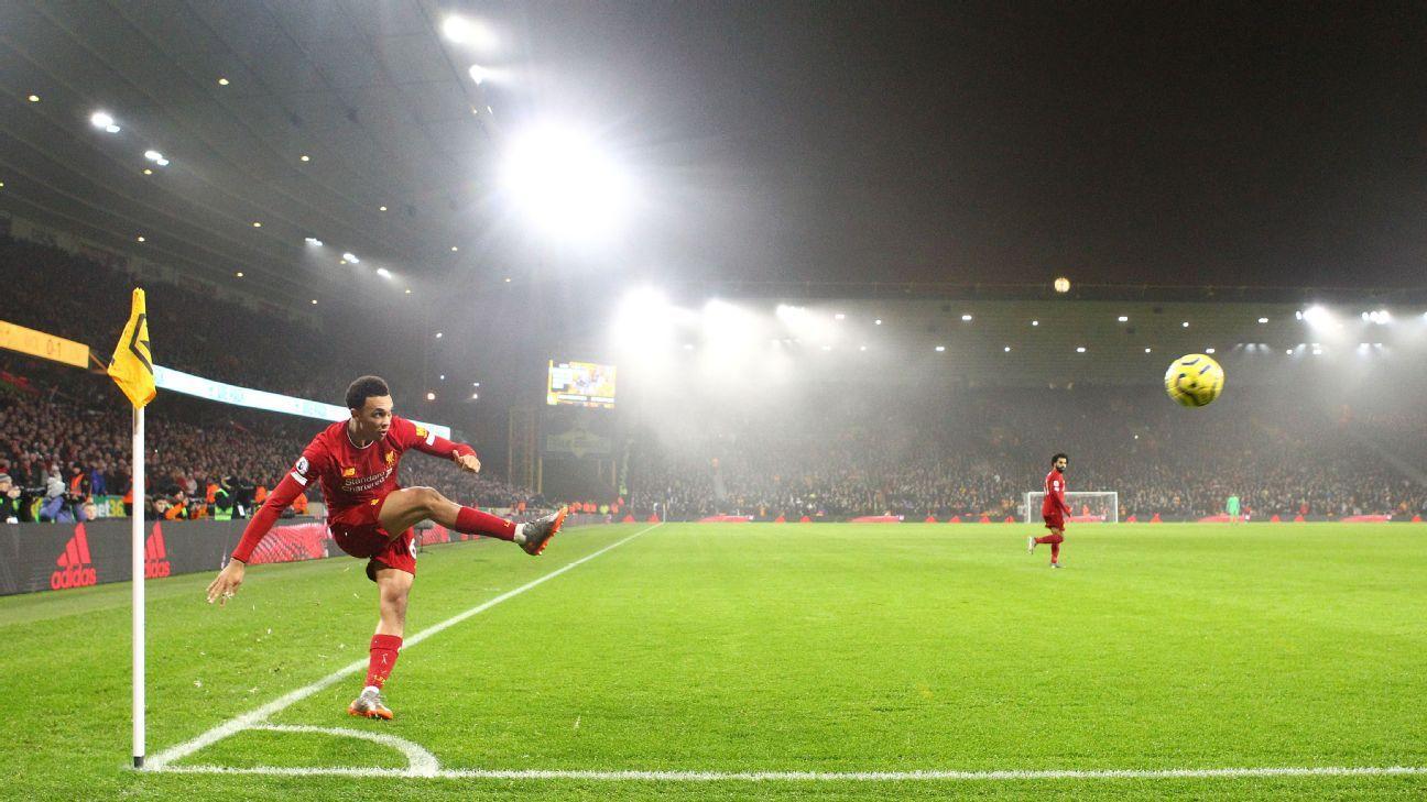 Các nhà lãnh đạo Premier League Liverpool có thể cầu xin khác biệt rằng các góc được đánh giá quá cao để ghi bàn