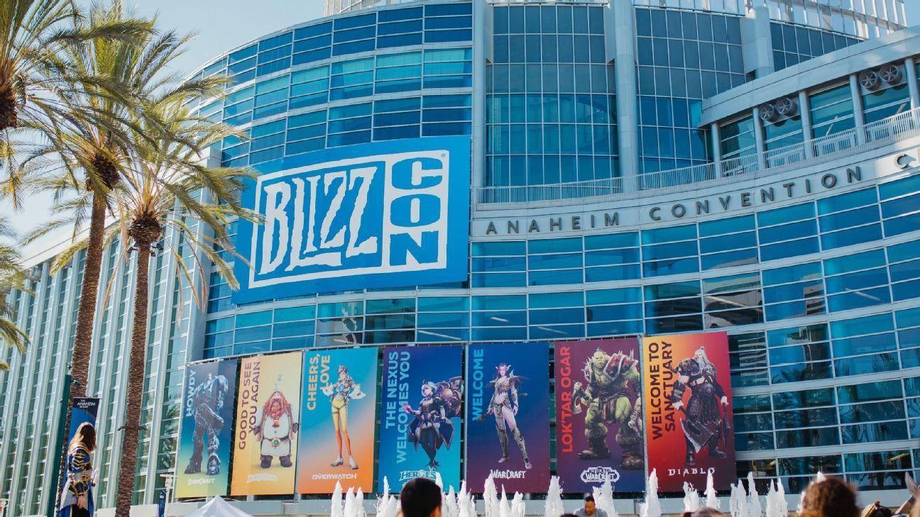 Blizzard annonce l'annulation de la BlizzCon 2020