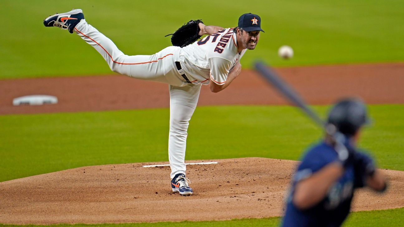 Photo of Report: Astros ace Verlander done for season | ESPN.com