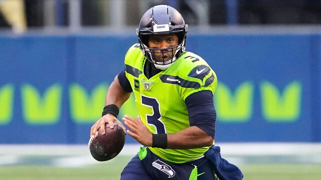 NFL MVP watch: Who can catch Russell Wilson?