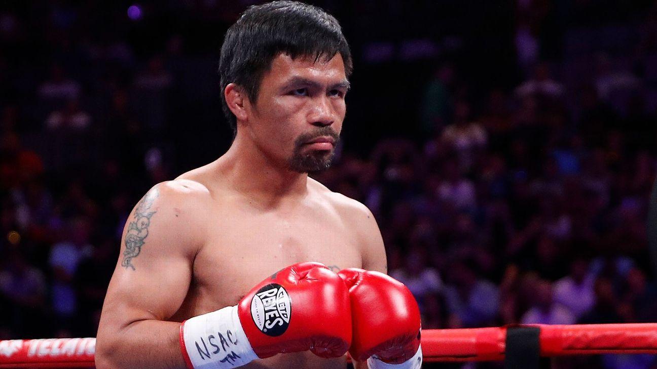 Manny Pacquiao, Terence Crawford trong cuộc đàm phán cho trận chiến tháng Sáu
