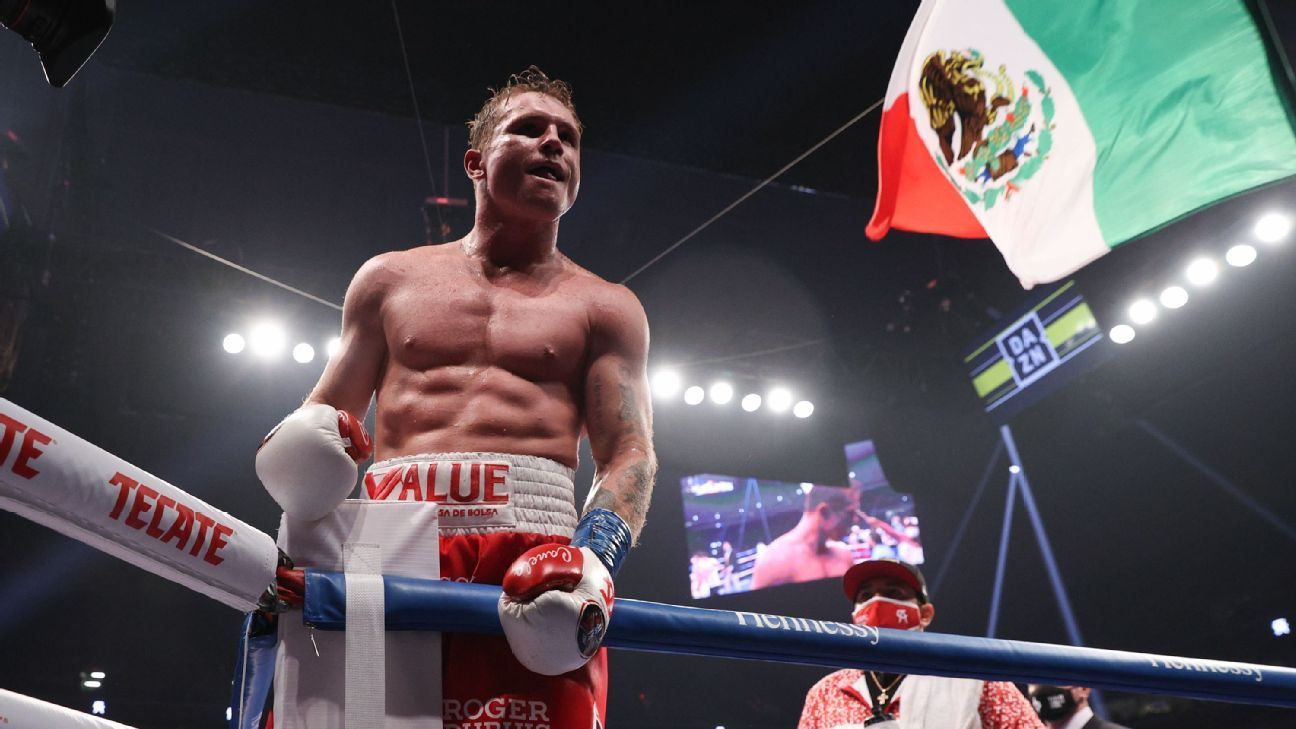 Pound-by-pound ranking – Did Canelo Alvarez skip Terence Crawford after the latest win?