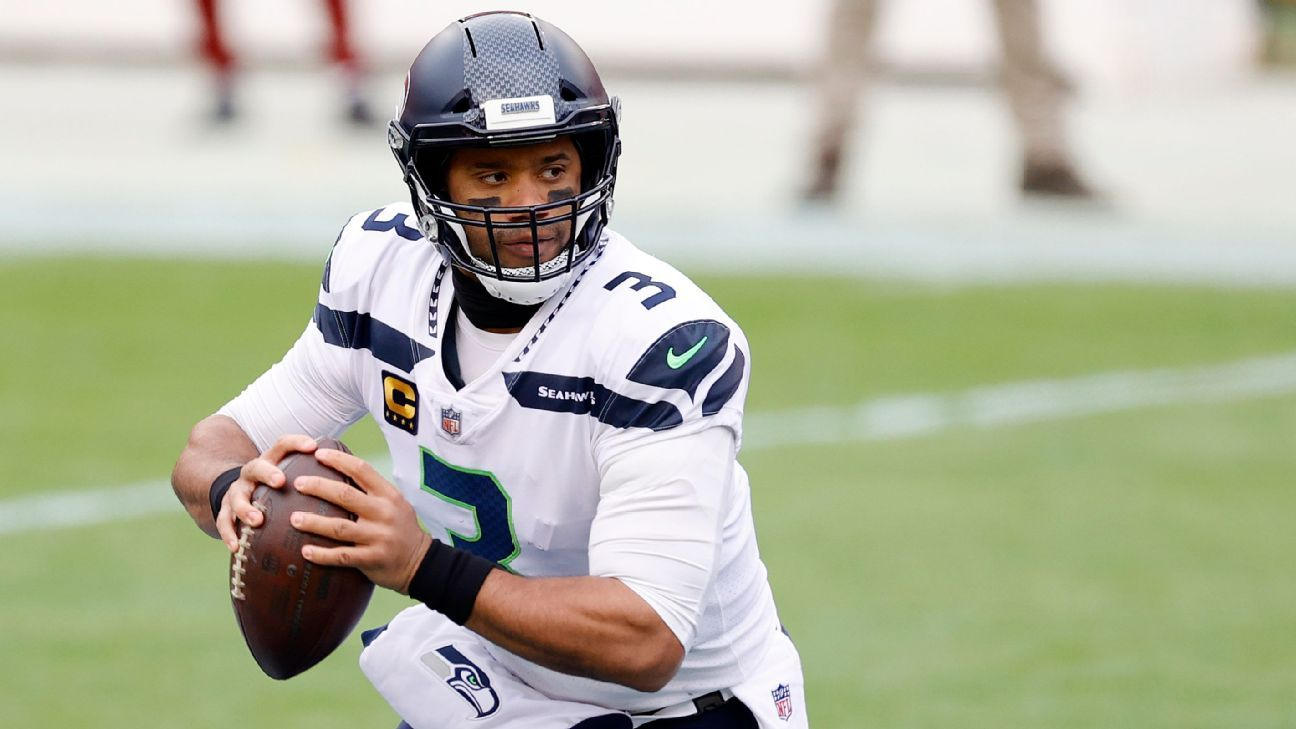 Carroll: Seahawks in 'fantastic place' with Wilson