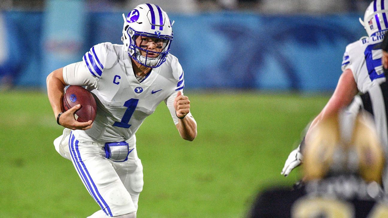 NFL rankings 2021 rankings – Todd McShay updated the top 32 perspectives in the class, including QB shuffle