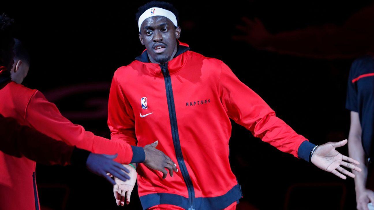 Raptors' Siakam likely to miss start of 2021-22
