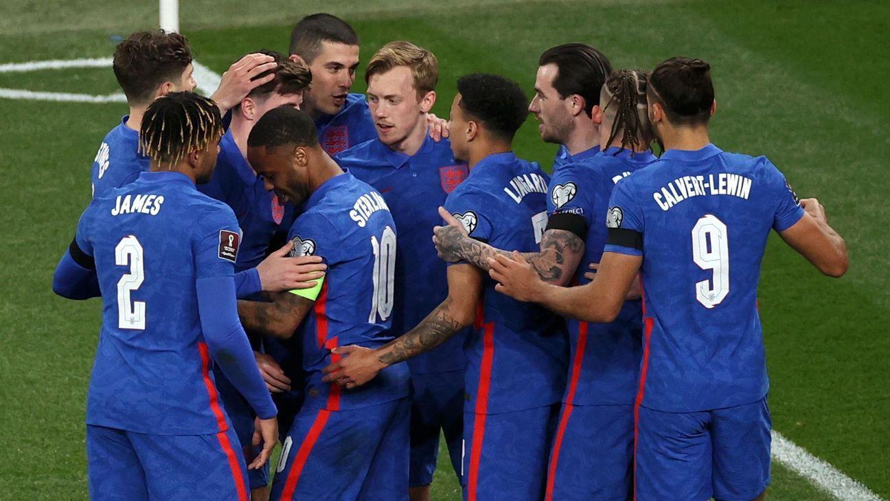 England vs. San Marino – Football match report – 25 march 2021