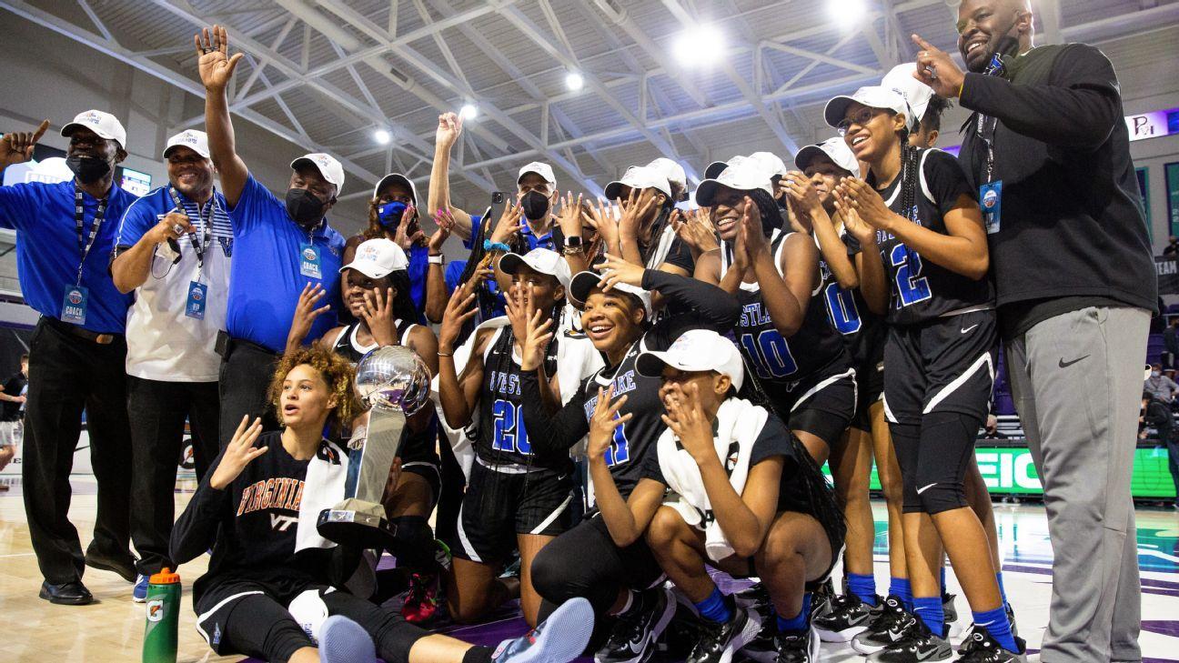 espnW High School Top 25: Girls' basketball ratings