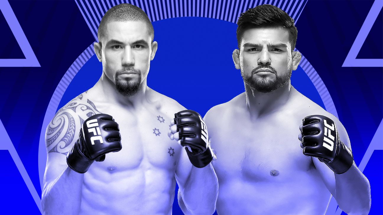 UFC Fight Night audience information: Robert Whittaker must be one win clear of a identify shot