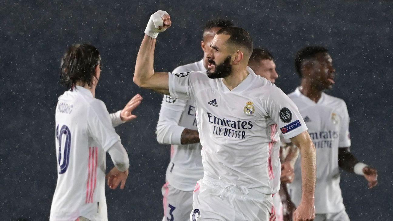 Benzema's Champions League goals record demands your respect
