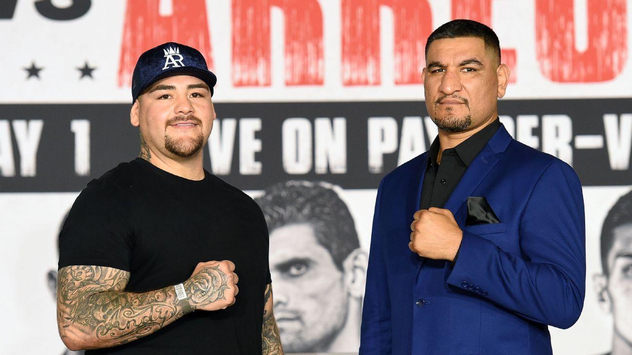 Andy Ruiz Jr.-Chris Arreola expert picks: It would take a 'miracle' for Arreola to upset Ruiz