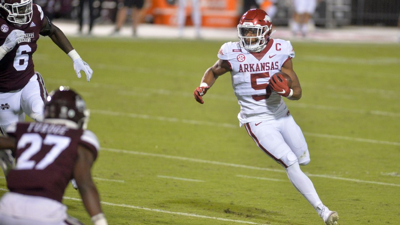 'Last Chance U' RB Boyd gets chance with Lions