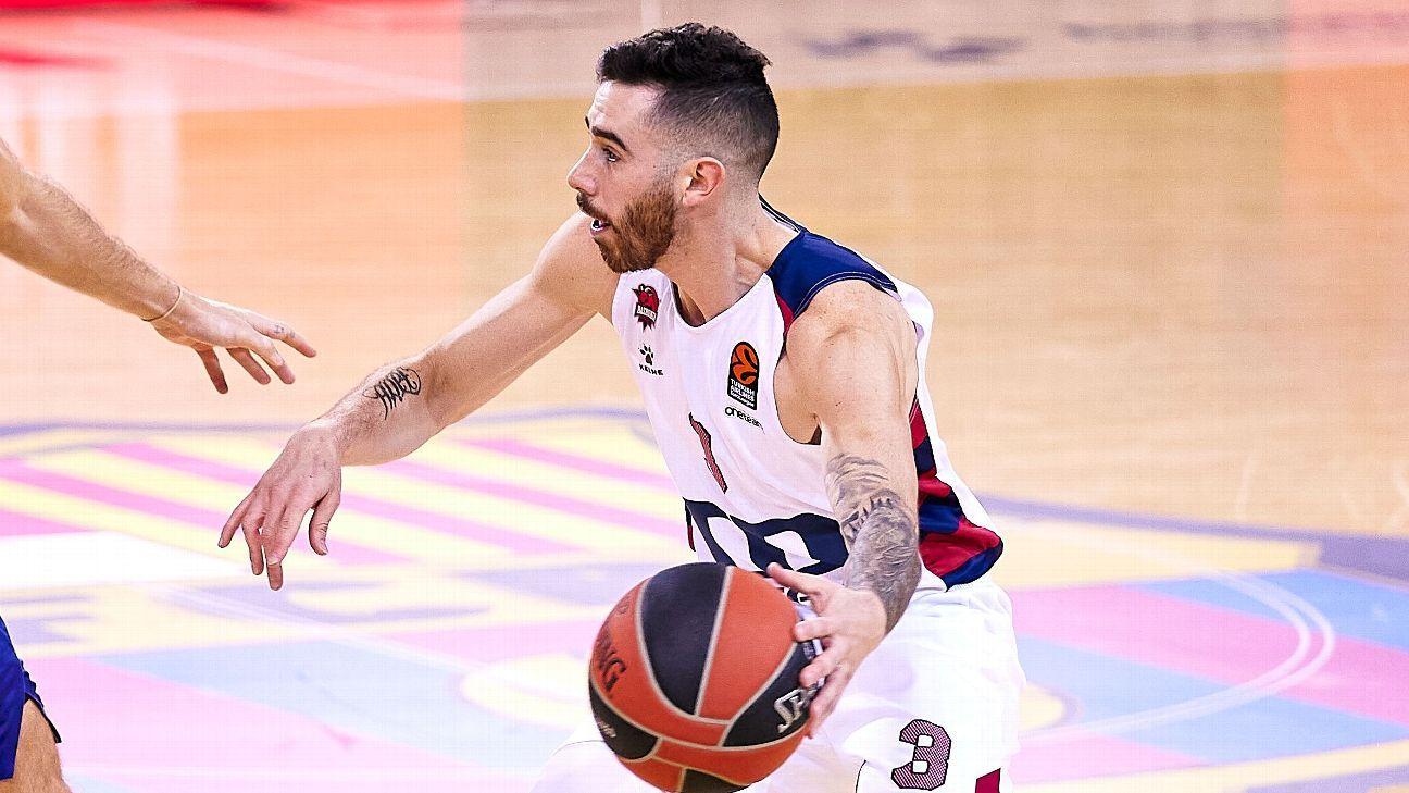 Knicks get jump on free agency, add PG Vildoza